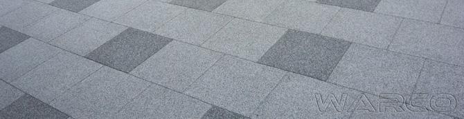 Il pavimento warco di gomma epdm per terrazzo e balcone - Piastrelle gomma antitrauma ...